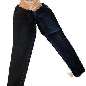3 for $20- Indigo Blue Dark Denim Maternity Jeans
